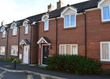 Thumbnail 2 bedroom end terrace house for sale in Erica Close, Yeovil