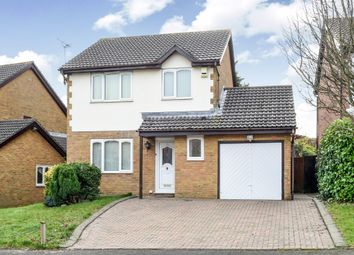 Thumbnail 3 bed detached house for sale in Spires Walk, Barry