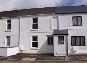 Thumbnail 2 bed property to rent in Tywi Terrace, Ffairfach, Llandeilo