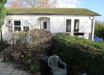 Thumbnail 1 bed mobile/park home for sale in Bowerwood Road, Fordingbridge