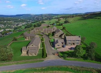 Thumbnail 5 bedroom detached house for sale in Brow Lane, Holmfirth