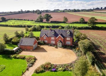 Thumbnail 5 bed farmhouse for sale in White Farm Cottages, Billington, Stafford