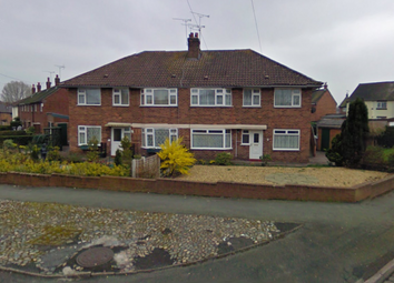 Thumbnail 2 bed flat to rent in Wyche, Nantwich
