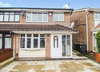3 bed semi-detached house for sale in Mersey Avenue, Maghull, Liverpool L31