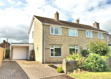 Thumbnail 3 bed semi-detached house for sale in Church Lane, Cromhall, Wotton-Under-Edge