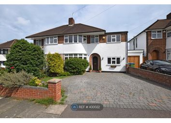 Thumbnail 4 bed semi-detached house to rent in Domonic Drive, New Eltham