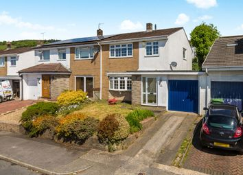 Thumbnail 3 bed semi-detached house for sale in Pinewood Hill, Talbot Green, Pontyclun
