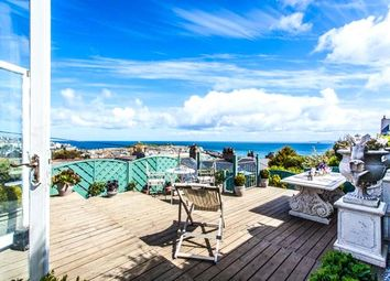 Thumbnail 3 bed terraced house for sale in Tregenna Terrace, St. Ives, Cornwall