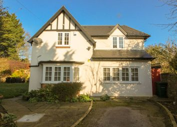 Thumbnail 3 bed detached house for sale in Somerset Road, New Barnet, Hertfordshire