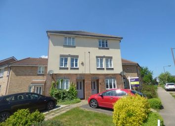 Thumbnail 4 bed semi-detached house for sale in Flaxley Gate, Monkston, Milton Keynes