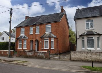 Thumbnail 2 bed semi-detached house for sale in College Road, College Town, Sandhurst, Berkshire