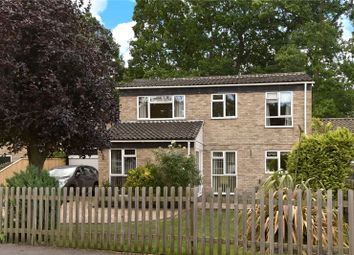 Thumbnail 3 bed detached house for sale in Verran Road, Camberley, Surrey