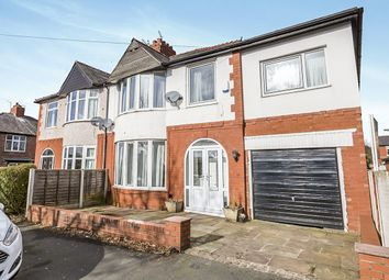 Thumbnail 5 bed semi-detached house to rent in Raleigh Road, Fulwood, Preston