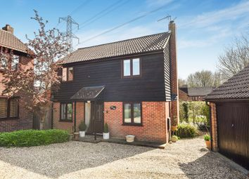 Thumbnail 3 bedroom detached house for sale in Broadhurst Grove, Lychpit, Basingstoke