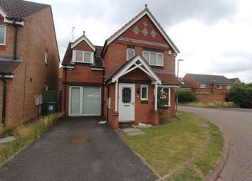 Thumbnail 3 bedroom detached house to rent in Smart Close, Thorpe Astley