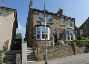 Thumbnail 4 bed semi-detached house for sale in Monkton Road, Minster, Ramsgate