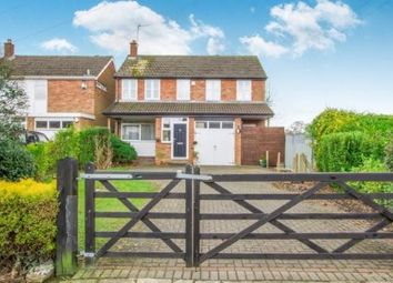 Thumbnail 4 bed detached house for sale in Broad Lane, Tile Hill, Coventry, West Midlands