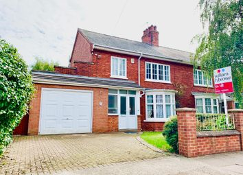 Thumbnail 4 bedroom semi-detached house to rent in Queensway, Lincoln