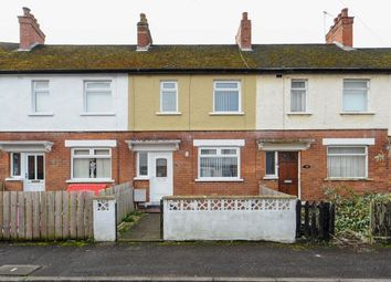 Thumbnail 3 bed terraced house for sale in Strandburn Drive, Sydenham, Belfast
