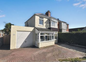 Westhill Road, Weymouth DT4. 3 bed semi-detached house