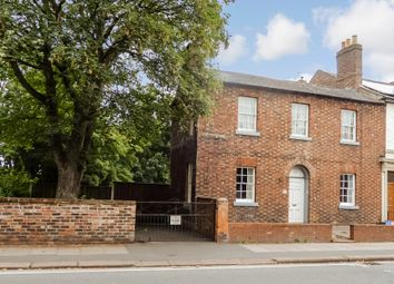 Thumbnail 4 bed end terrace house for sale in 239 Warwick Road, Carlisle, Cumbria