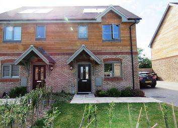 Thumbnail 2 bed semi-detached house for sale in Mabel Way, Hailsham