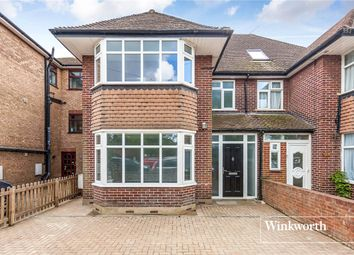 Thumbnail 5 bed semi-detached house for sale in East End Road, Finchley, London