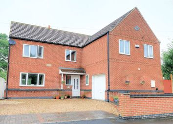 Thumbnail 5 bed detached house for sale in Washinghall Lane, Eastoft, Scunthorpe