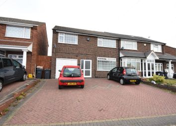 Thumbnail 3 bed semi-detached house for sale in 144 Bucklands End Lane, Hodge Hill, Birmingham