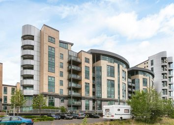 Thumbnail 3 bed flat for sale in Western Harbour Way, Edinburgh