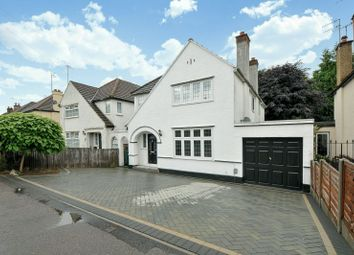 Thumbnail 4 bed detached house for sale in Brookdene Avenue, Oxhey Hall, Watford