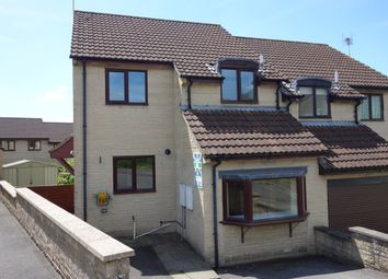 Thumbnail 3 bed semi-detached house to rent in Townsend Close, Bruton, Somerset