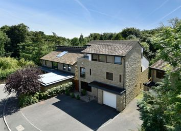Thumbnail 5 bed detached house for sale in Heaton Park Villas, Gledholt, Huddersfield