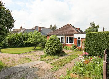 Thumbnail 3 bedroom bungalow for sale in Mildenhall Road, Fordham