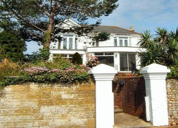 Thumbnail 8 bed detached house for sale in The White Villa, The Bay, Shanklin