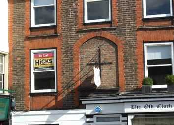 Thumbnail 1 bed flat to rent in High Street, West Malling