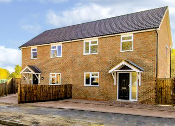Thumbnail 3 bed semi-detached house for sale in Hawthorn Road, Hook Heath, Woking