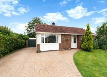 Thumbnail 3 bedroom detached bungalow for sale in Brookdale Avenue, Knutsford, Cheshire