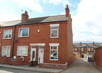 Thumbnail 2 bed end terrace house for sale in Adeline Street, Goole