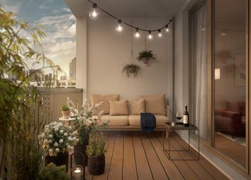Thumbnail 1 bed apartment for sale in Europa-Allee 2, Frankfurt, 60329, Germany