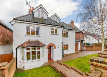 Thumbnail 5 bed detached house for sale in Ridgemount, Guildford