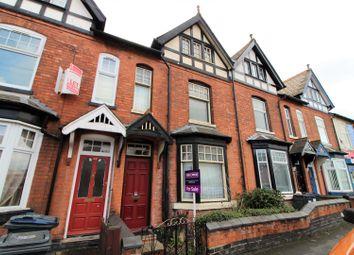 Thumbnail 5 bed terraced house for sale in Reservoir Road, Birmingham