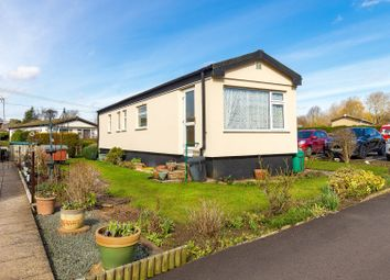 Thumbnail 2 bed mobile/park home for sale in Brook Way, St. Ives, Huntingdon