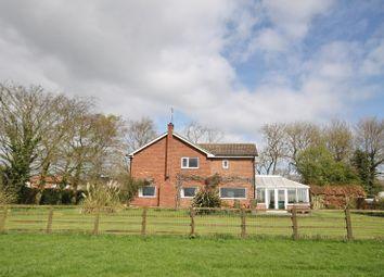 Thumbnail 4 bed detached house for sale in Stillington Road, Crayke, York