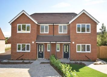 Thumbnail 3 bed semi-detached house to rent in Dynes Road, Kemsing, Sevenoaks