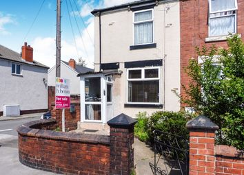 3 bed end terrace house for sale in St Anns Road, Eastwood, Rotherham S65