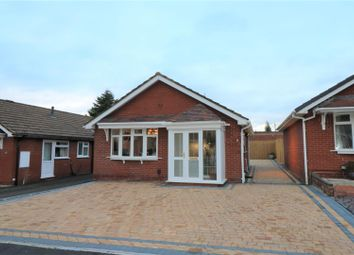 Thumbnail 2 bed detached bungalow for sale in The Homestead, Baddeley Green, Stoke-On-Trent