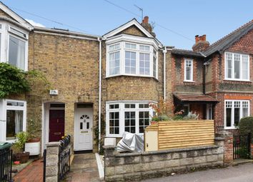 Thumbnail 3 bed terraced house for sale in Sunningwell Road, Oxford