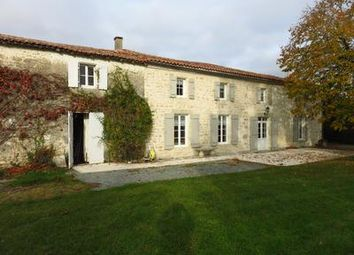 Thumbnail 4 bed property for sale in Bernay-St-Martin, Charente-Maritime, France