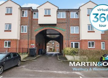 Thumbnail 2 bed flat for sale in Station Road, Warminster